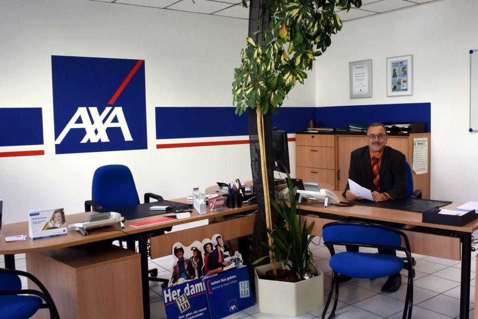 Firmenjubiläum 30 Jahre AXA