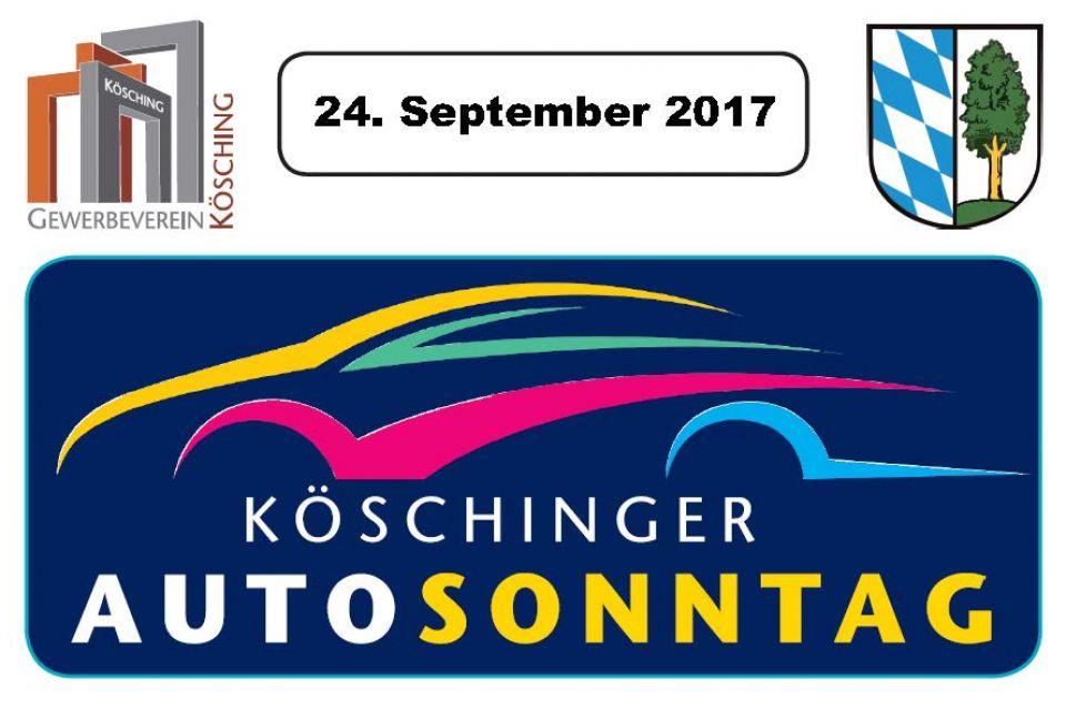 Köschinger Auto Sonntag 2017