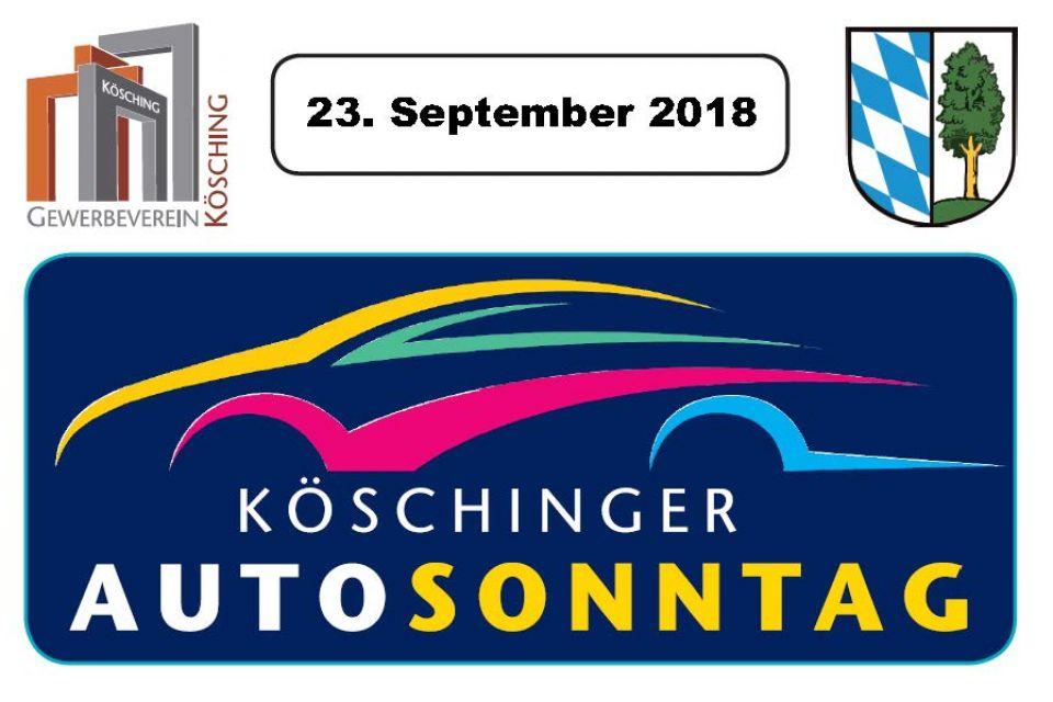 Köschinger Auto Sonntag 2018