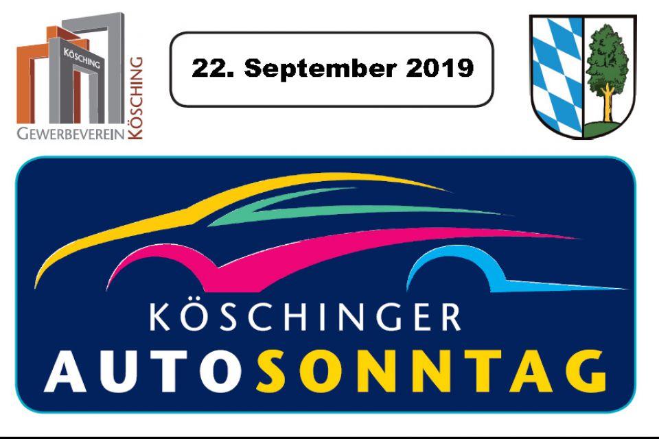 Köschinger Auto Sonntag 2019