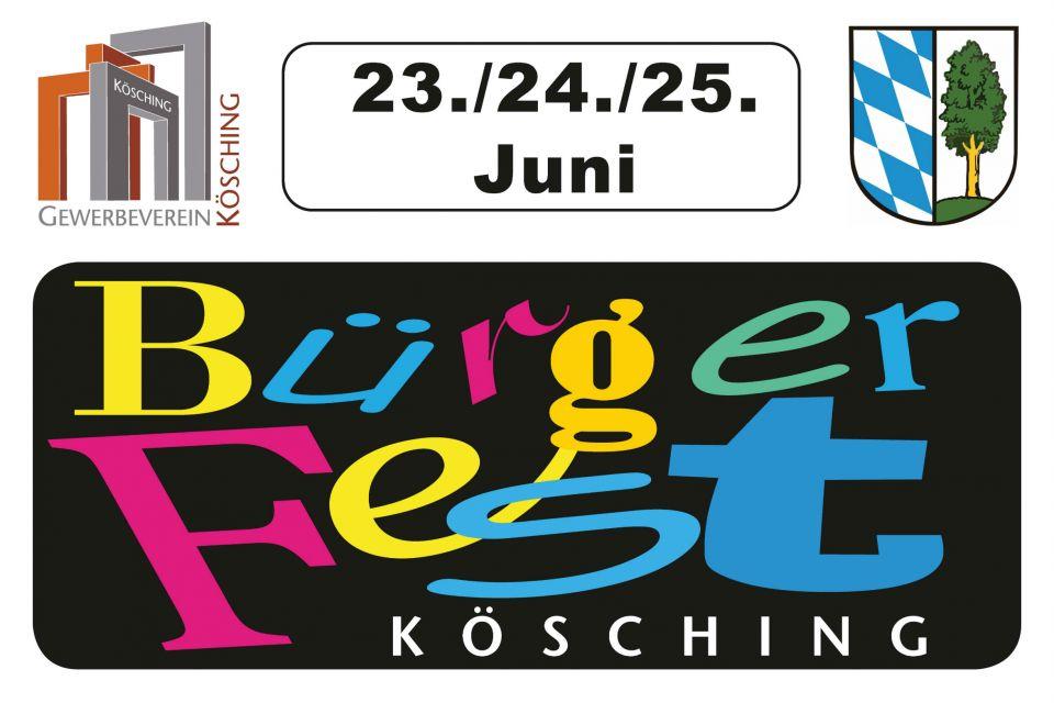 Köschinger Bürgerfest 2017