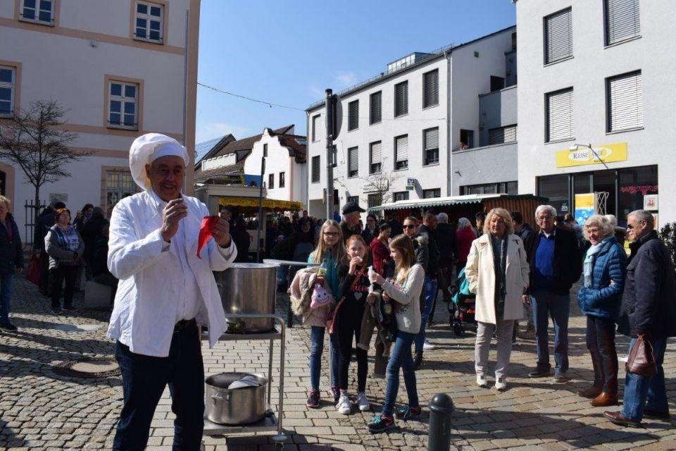 Köschinger Frühlingsmarkt 2018